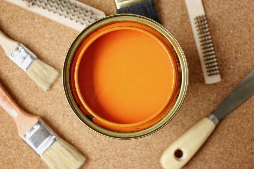 La préparation des murs avant la peinture