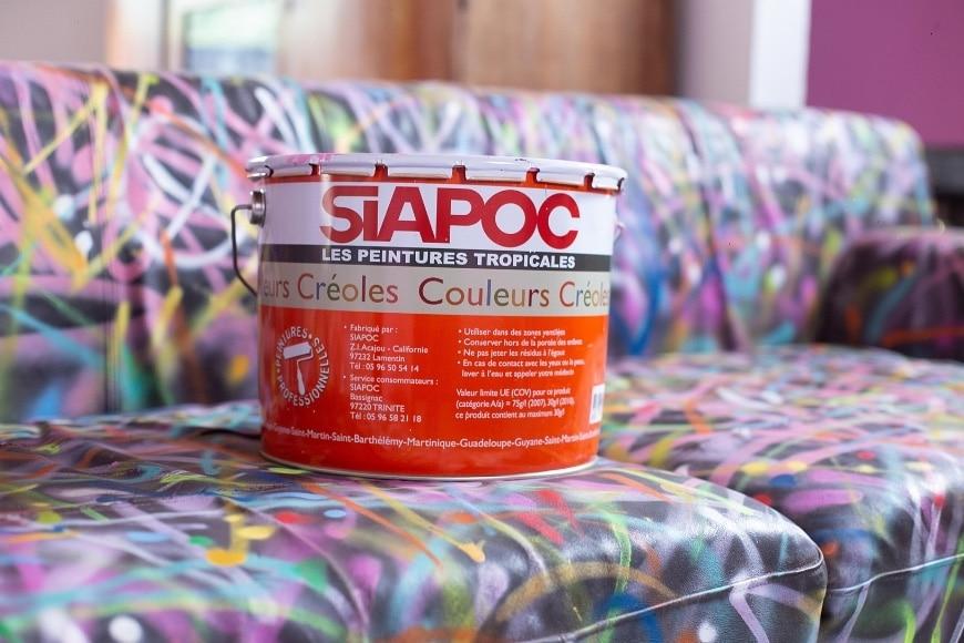 Le Pink Lab : SIAPOC réhabilite un espace avec l'Artiste Xän