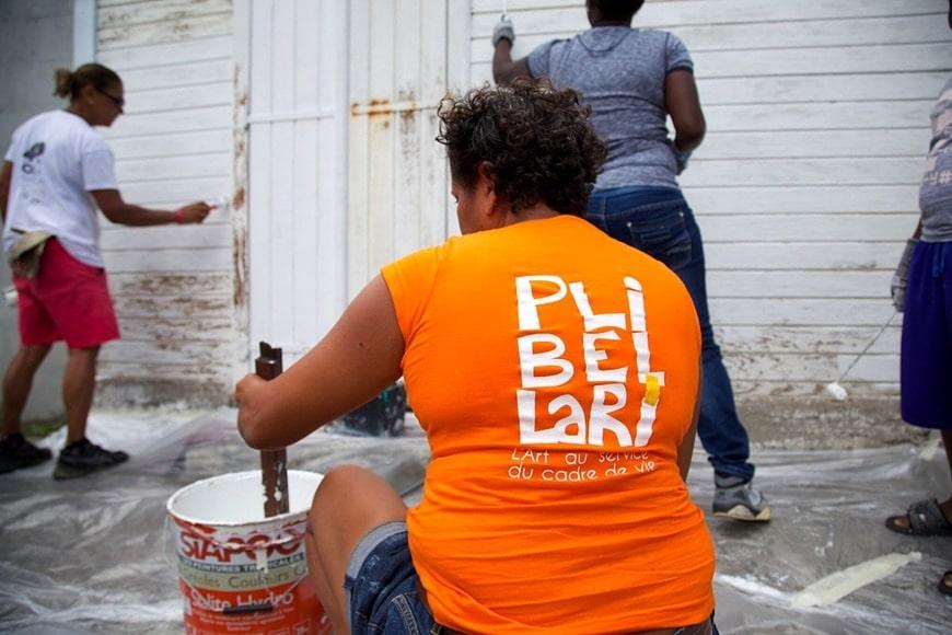SIAPOC s'engage pour la revalorisation de quartiers