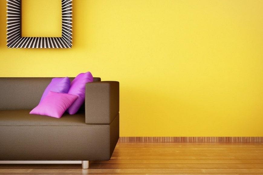 Des couleurs chaudes pour créer une maison invitante